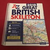 SLIME CITY - Great British Skeleton