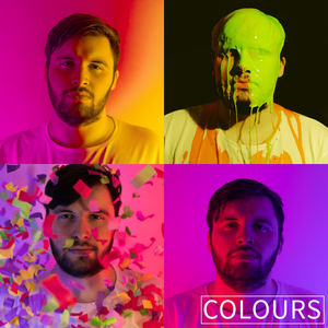 Chris Greig & The Merchants - Colours