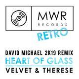 Velvet & Therese - Heart of Glass