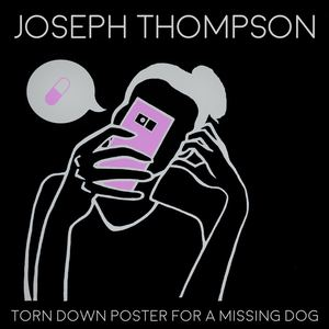 Joseph Thompson - Torn Down Poster For A Missing Dog