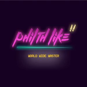 Philth Like - Wasteman Spaceman (feat. Reuben Hester)