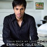 ALVIN PRODUCTION ®  - Enrique Iglesias feat. Ciara - Takin Back My Love (DJ Alvin Remix)