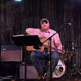 TODD BARROW - Broken Guitar Man