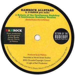 D'Oxman ft Ramrock Allstars