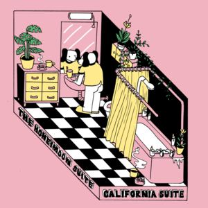 The Honeymoon Suite - California Suite