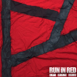 RUN iN RED - Dirty Spirits Design