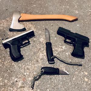 ANTI - Guns Down