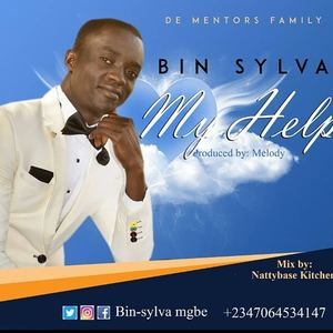 BIN-SYLVA  - BIN-SYLVA. MY HELP PROD BY MELODY
