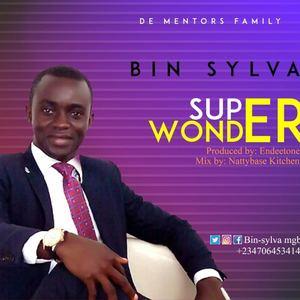 BIN-SYLVA  - BIN-SYLVA. SUPER WONDER PROD BY ENDEETONE
