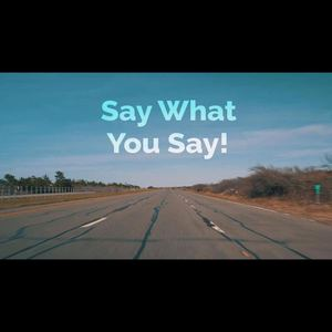 PRSNA - Say What You Say