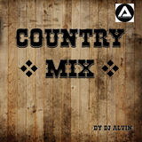 ALVIN PRODUCTION ®  - DJ Alvin - Country Mix