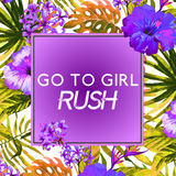 Go To Girl - Rush