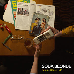 Soda Blonde - The New Lovers Dance