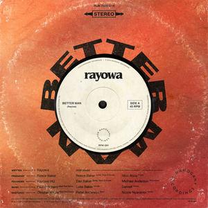 Rayowa - Better Man