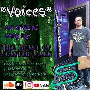 The Beast of Feaster Park - Voices