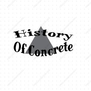 History Of Concrete - Tick Tock