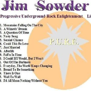 JIM  SOWDER - P.U.R.E. Live (sampler)