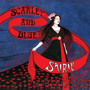 Sairie - Scarlet and Blue