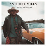Anthony Mills - rusty cadillac