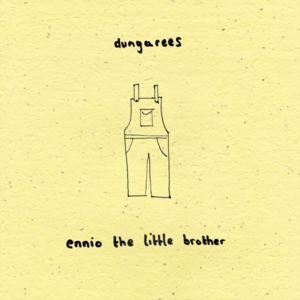 Ennio the Little Brother - Dungarees