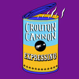 Crouton Cannon - Expressing