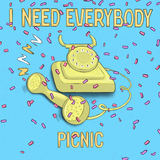 Picnic - I Need Everybody
