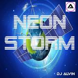 ALVIN PRODUCTION ®  - DJ Alvin - Neon Storm