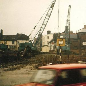 Home Counties - Redevelopment