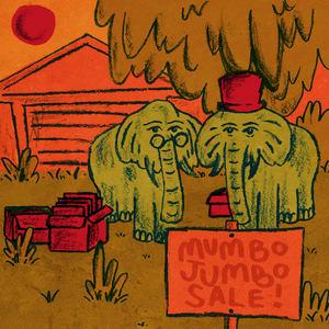 Octopus - Mumbo Jumbo Sale!