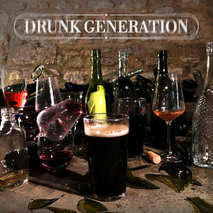 Ali In The Jungle - Drunk Generation