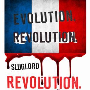 SLUGLORD - EVOLUTION REVOLUTION