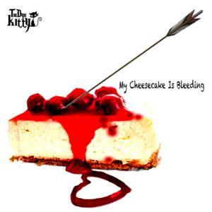 Tie Dye Kitty - My Cheesecake Is Bleeding