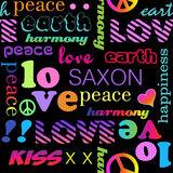 SAXON JENKINS - Peace Love & Harmony