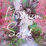 Medium Soft - Waterfall