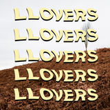 Llovers - I Don't Want to Be Alone