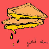 Martha Hill - Grilled Cheese