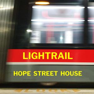 Hope Street House - Lightrail