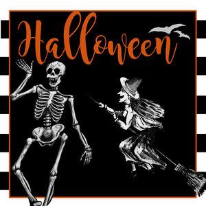 Strange World Music - Halloween