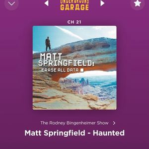 Matt Springfield - Matt Springfield - Haunted (Version)