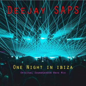 Deejay SAPS - One Night in IBIZA (Original SoundGarden Wave Mix)