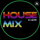 ALVIN PRODUCTION ®  - DJ Alvin - House Mix