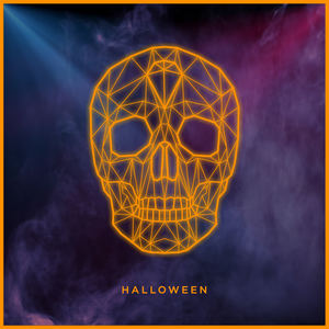 Diamond Skulls - Halloween