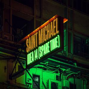 Saint Michael - Idea 14 (Spare Time)