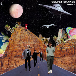 VELVET SHAKES - WORLD