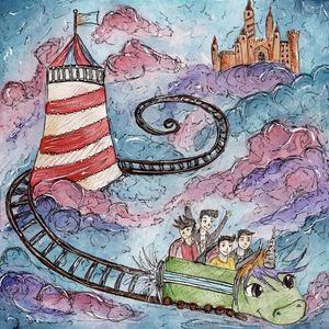 Daydream Runaways - Fairytale Scene