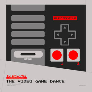 Mariotravel209 - The Video Game Dance