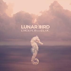 Lunar Bird - Emerald and Blue