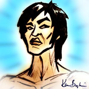 Kev Bayliss - Kung Fu Master
