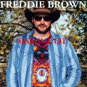 Freddie Brown - The Music Keeps Hanging On