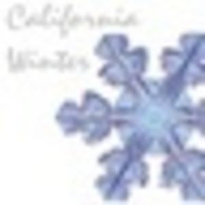 A Big Guitar - California Winter